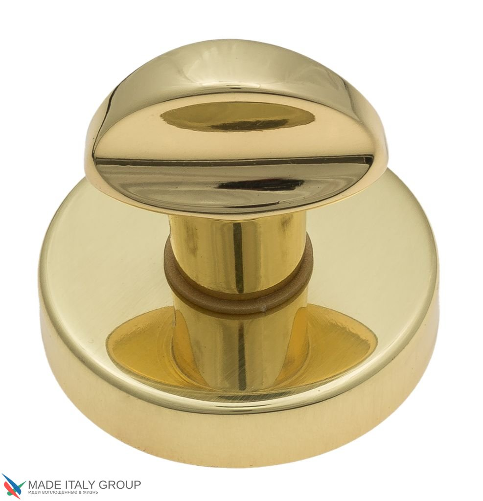 Bathroom Turn & Release Fratelli Cattini WC 7-OLV Polished Brass