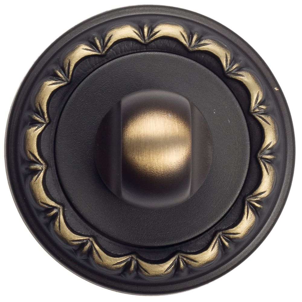 Bathroom Turn & Release Venezia WC-1 D2 Dark Bronze