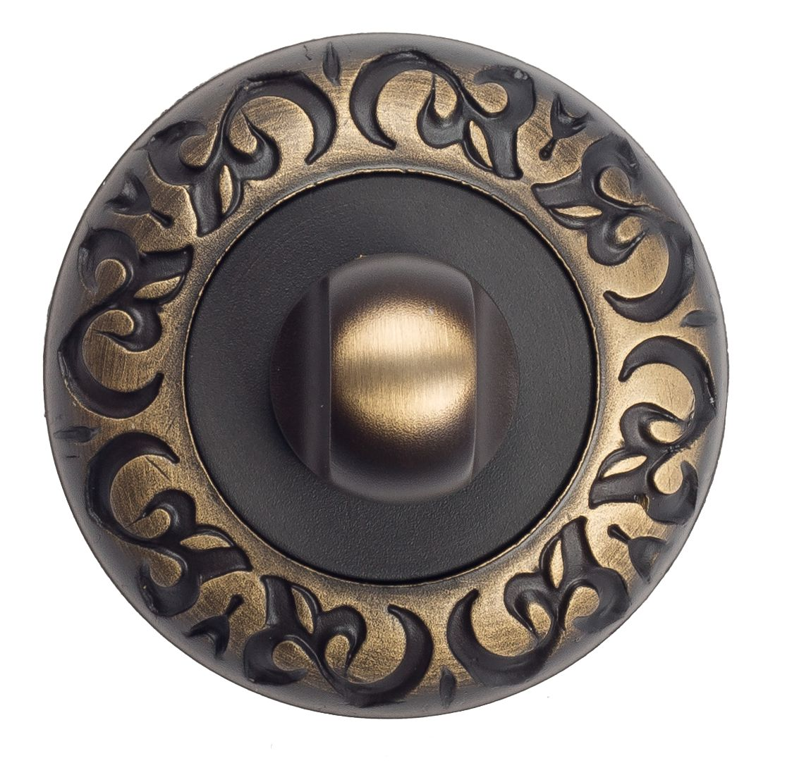 Bathroom Turn & Release Venezia WC-1 D4 Dark Bronze