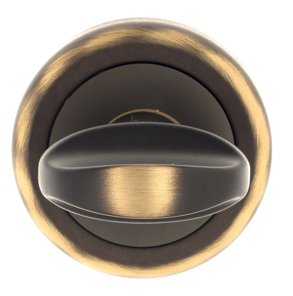 Bathroom Turn & Release Venezia WC-2 D1 Dark Bronze