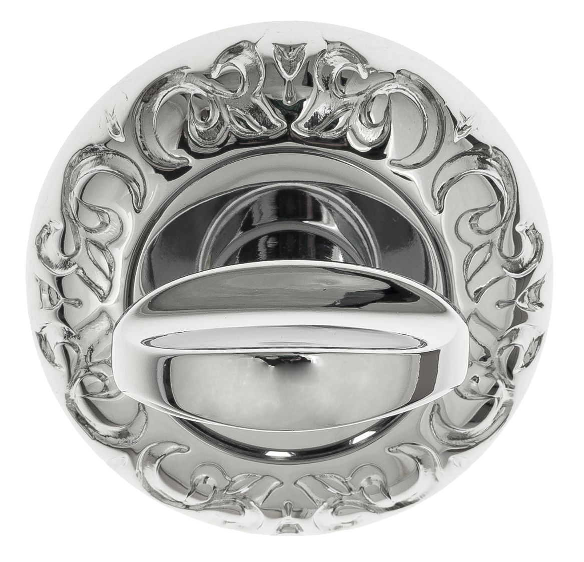 Bathroom Turn & Release Venezia WC-2 D4 Polished Chrome