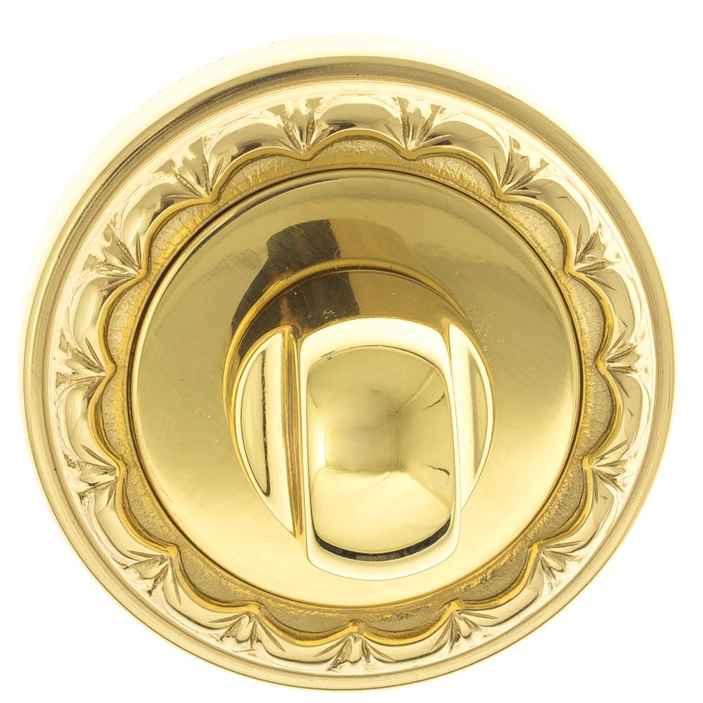 Bathroom Turn & Release Venezia WC-1 D2 Polished Brass