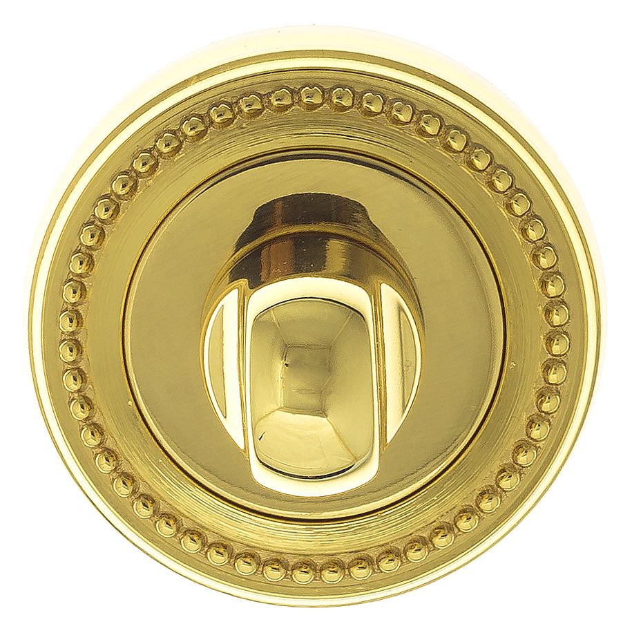 Bathroom Turn & Release Venezia WC-1 D3 Polished Brass