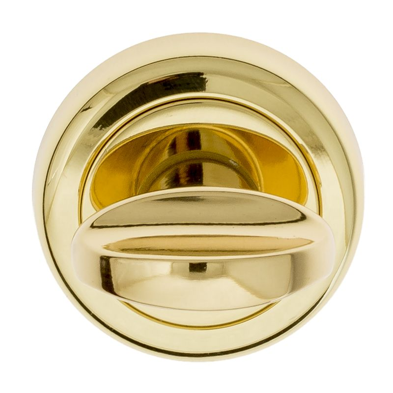 Bathroom Turn & Release Venezia WC-2 D1 Polished Brass