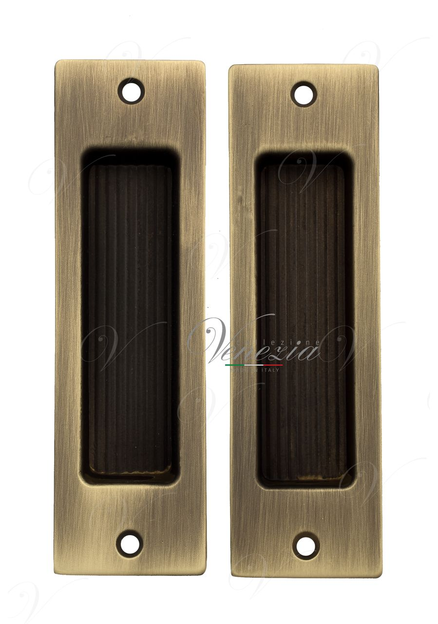 Handle For Sliding Door Venezia U166 Mat Bronze (2pcs.)