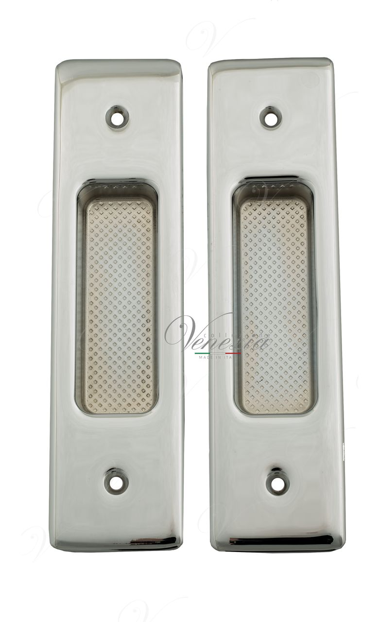 Handle For Sliding Door Venezia U177 Polished Chrome (2pcs.)